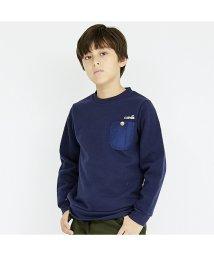 KRIFF MAYER(Kids)/シャカポケクルー(120~160cm)/501413655