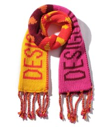 Desigual/ACCESSORIES FLAT KNIT LONG SCARF/501414526
