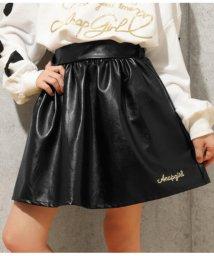 ANAP GiRL/合皮スカート/501416232
