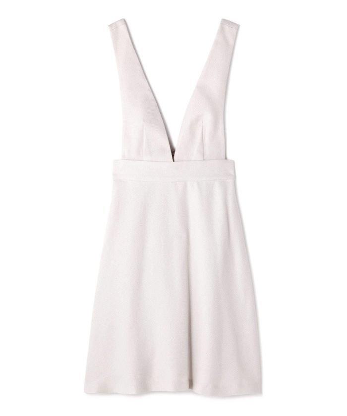 PROPORTION BODY DRESSING 2Wayドビージャンパースカート