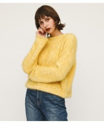 SLY/COLOR SHAGGY MG TOPS/501421653