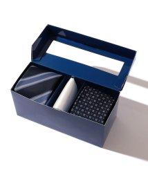 SHIPS JET BLUE/SHIPS JET BLUE: ウォッシャブルタイ ギフトBOX/501422947