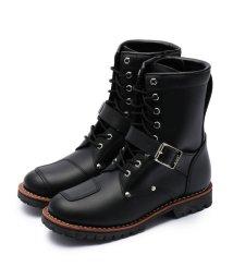 AVIREX/【InRed 11月号掲載】バイカー ブーツ ヤマト/BIKER BOOTS AV2100 YAMATO/501423206