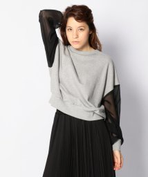 LHP/Chica/チカ/See-Through Chenging PullOver/501423432