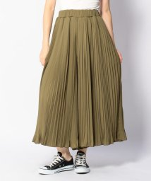 LHP/Chica/チカ/Pleats Wide Pants/501423435