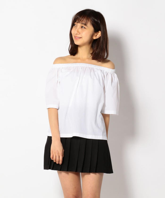 Chica/チカ/Blord OffShoulder Tops