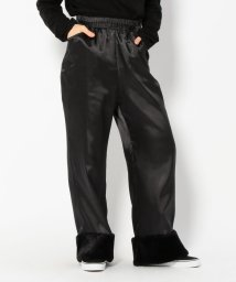 LHP/Chica/チカ/Fur Satin Pants/501423441