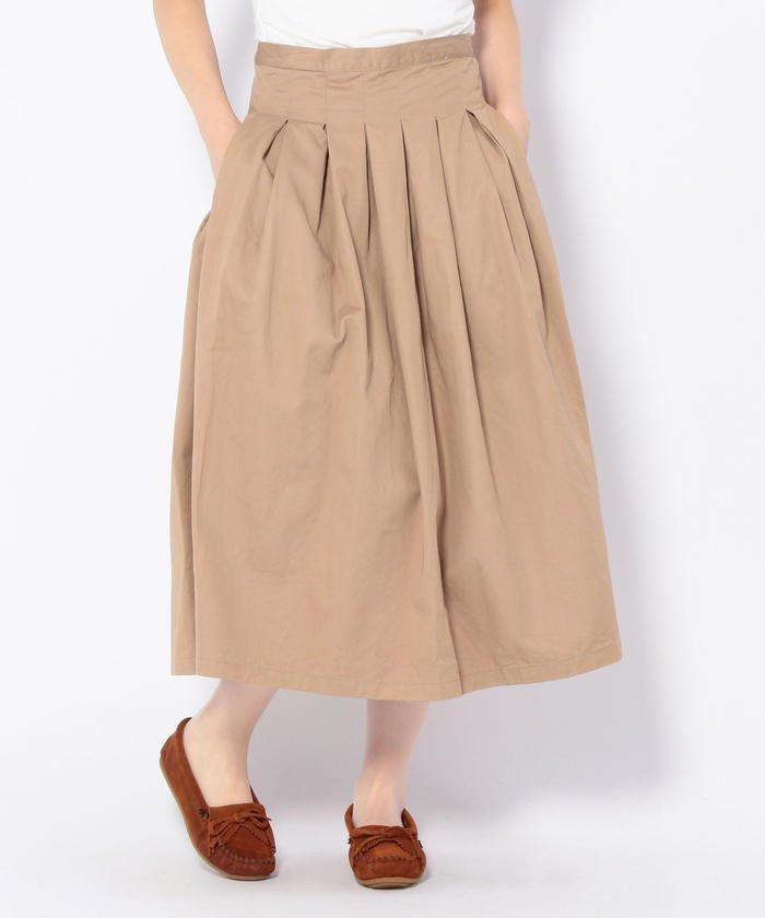 GRANDMA MAMA DAUGHTER/グランママドーター プリーツスカート