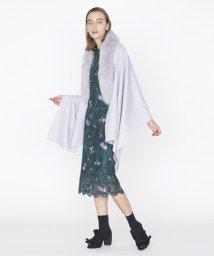 GRACE CONTINENTAL/カシミヤファーストール/501423746