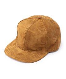 Schott/SUEDE BASEBALL CAP/スエード ベースボール キャップ/501423947