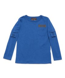 AVIREX/キッズ ファティーグ ロングスリーブ ティーシャツ/ KID'S FATIGUE L/S T-SHIRT/501424041