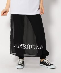 LHP/Chica/チカ/Layered Print Pants/501424120