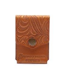Schott/EMBOSS CARD HOLDER PERFECTO/エンボス カードホルダー パーフェクト/501424525