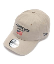 AVIREX/【×NEW ERA】ポロキャップ USA国旗/AVIREX×NEW ERA 9TWENTY POLO CAP U.S.A/501424721