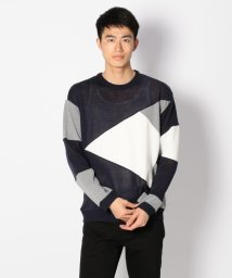 LHP/LHP/エルエイチピー/Chenging Crew-Neck Knit/501425888