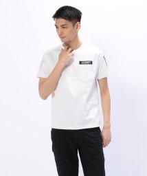 AVIREX/ネーヴァル パッチ Tシャツ/NAVAL PATCH T-SHIRT/501426455