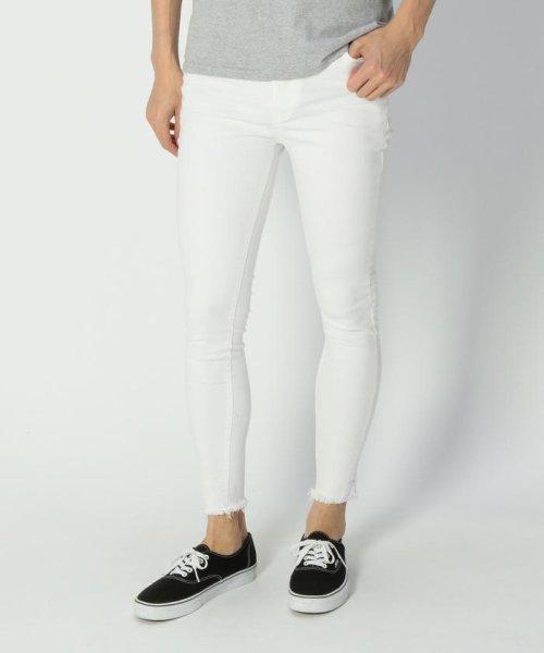 LHP(エルエイチピー)/DankeSchon/ダンケシェーン/Ankle Skinny Pants/6016179073-60