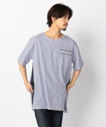 LHP/WHITELAND/ホワイトランド/Stripe S/S PulloverShirts/501428077