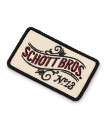Schott/SCHOTT/ショット/ No.13 LOGO PATCH/No.13 ロゴ パッチ/501428809