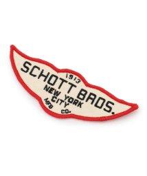 Schott/SCHOTT/ショット/ MFG LOGO PATCH/MFG ロゴパッチ/501428818