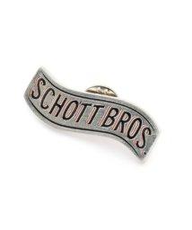 Schott/SCHOTT/ショット/Schott Bros. Pins/ショット ブロス ピンズ MADE IN USA/501428825