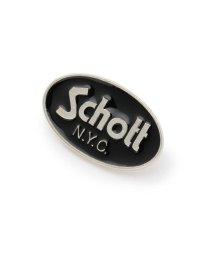 Schott/Schott/ショット/OVAL Schott LOGO PINS/オーバル ショット ロゴ ピンズ MADE IN USA/501428827
