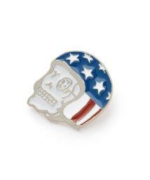 Schott/SCHOTT/ショット/SKULL BIKER PINS/スカル バイカー ピンズ MADE IN USA/501428828