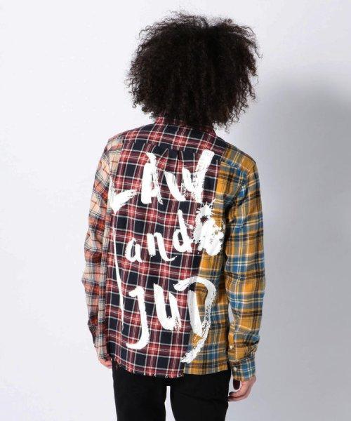 LHP(エルエイチピー)/LHP/エルエイチピー/Remake Shirts/6001173621-60