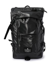 LHP/MAKAVELIC/マキャベリック/DoubleLineBackpack BlackEdition/501429412