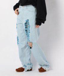 LHP/LittleSunnyBite/リトルサニーバイト/Damaged Denim Pants/501429895