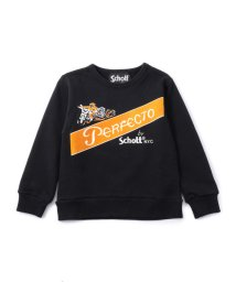 Schott/【KIDS】SCHOTT/ショット/PERFECT SWEAT/パーフェクトロゴ トレーナー/501429949