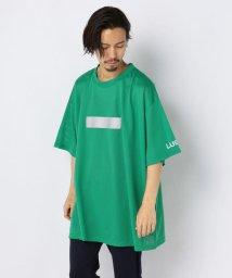 B'2nd/LUSOR (ルーソル)リフレクターメッシュTシャツ/501430092