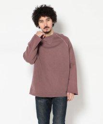 GARDEN/bukht/ブフト/c.c.yクルーネックスウェットシャツ/501430873