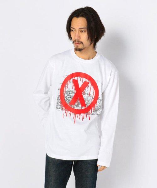 LHP(エルエイチピー)/MADDICT/マディクト/Remake L/S T-Shirts/6016181463-60
