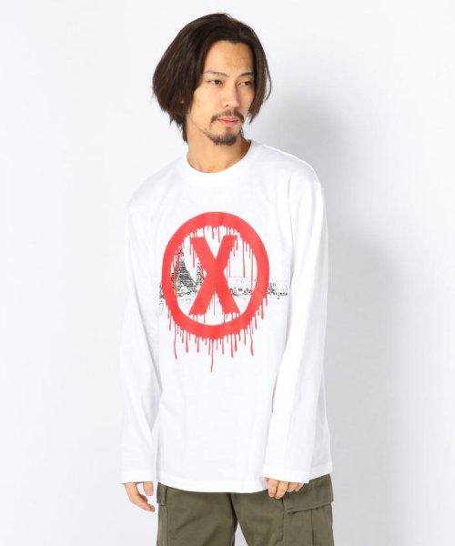 LHP(エルエイチピー)/MADDICT/マディクト/Remake L/S T-Shirts/6016181469-60