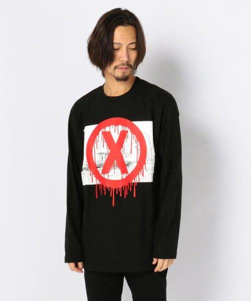 LHP(エルエイチピー)/MADDICT/マディクト/Remake L/S T-Shirts/6016181471-60