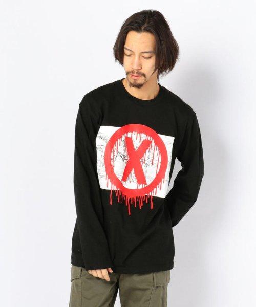 LHP(エルエイチピー)/MADDICT/マディクト/Remake L/S T-Shirts/6016181472-60