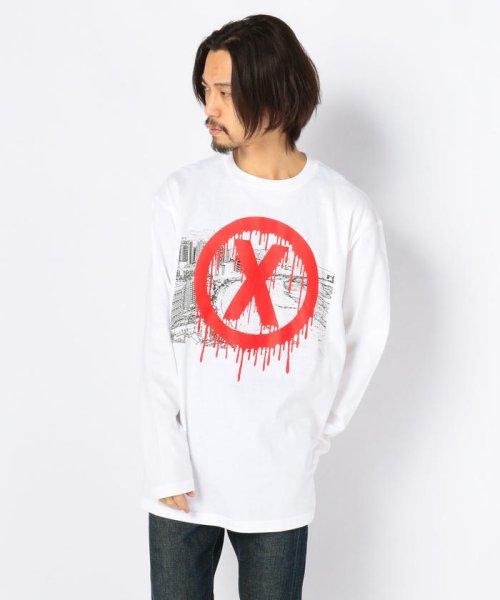 LHP(エルエイチピー)/MADDICT/マディクト/Remake L/S T-Shirts/6016181473-60