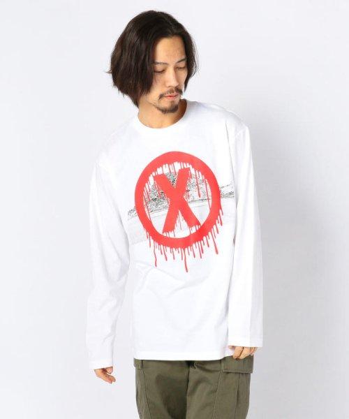 LHP(エルエイチピー)/MADDICT/マディクト/Remake L/S T-Shirts/6016181474-60