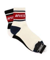 AVIREX/AVIREX/アヴィレックス/サイドライン ソックス/SIDE LINE SOX/501431659
