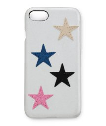 LHP/IPHORIA/アイフォリア/iPhone8/STAR PACHES - SILVER/501431753