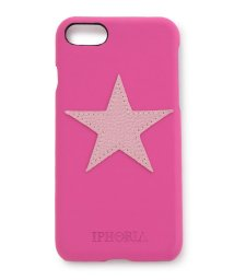 LHP/IPHORIA/アイフォリア/iPhone8/CASE - PINK STAR/501431757