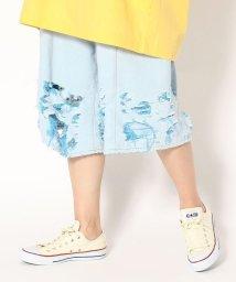 LHP/LittleSunnyBite/リトルサニーバイト/Damege Denim Shorts/501432088
