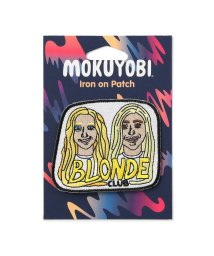 BEAVER/MOKUYOBI THREADS / モクヨウビスレッズ PATCHES BLONDE/501432430