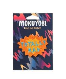 BEAVER/MOKUYOBI THREADS / モクヨウビスレッズ PATCHES TOTALLY/501432431
