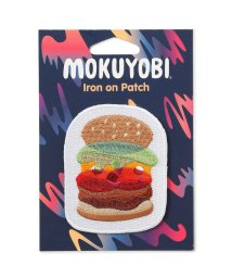 BEAVER/MOKUYOBI THREADS / モクヨウビスレッズ PATCHES HAMBURGER/501432434