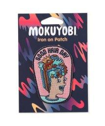 BEAVER/MOKUYOBI THREADS / モクヨウビスレッズ PATCHES GOOD HAIR/501432435