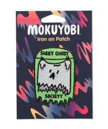 BEAVER/MOKUYOBI THREADS / モクヨウビスレッズ PATCHES SHEET GHOST/501432437
