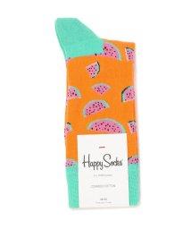 BEAVER/Happy Socks/ハッピーソックス Fruit Watermelon Women's/501432501