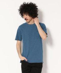 LHP/AZbyjunhashimoto/エーゼイ バイ ジュンハシモト/Denim cut pocket T-Shirts/501432619